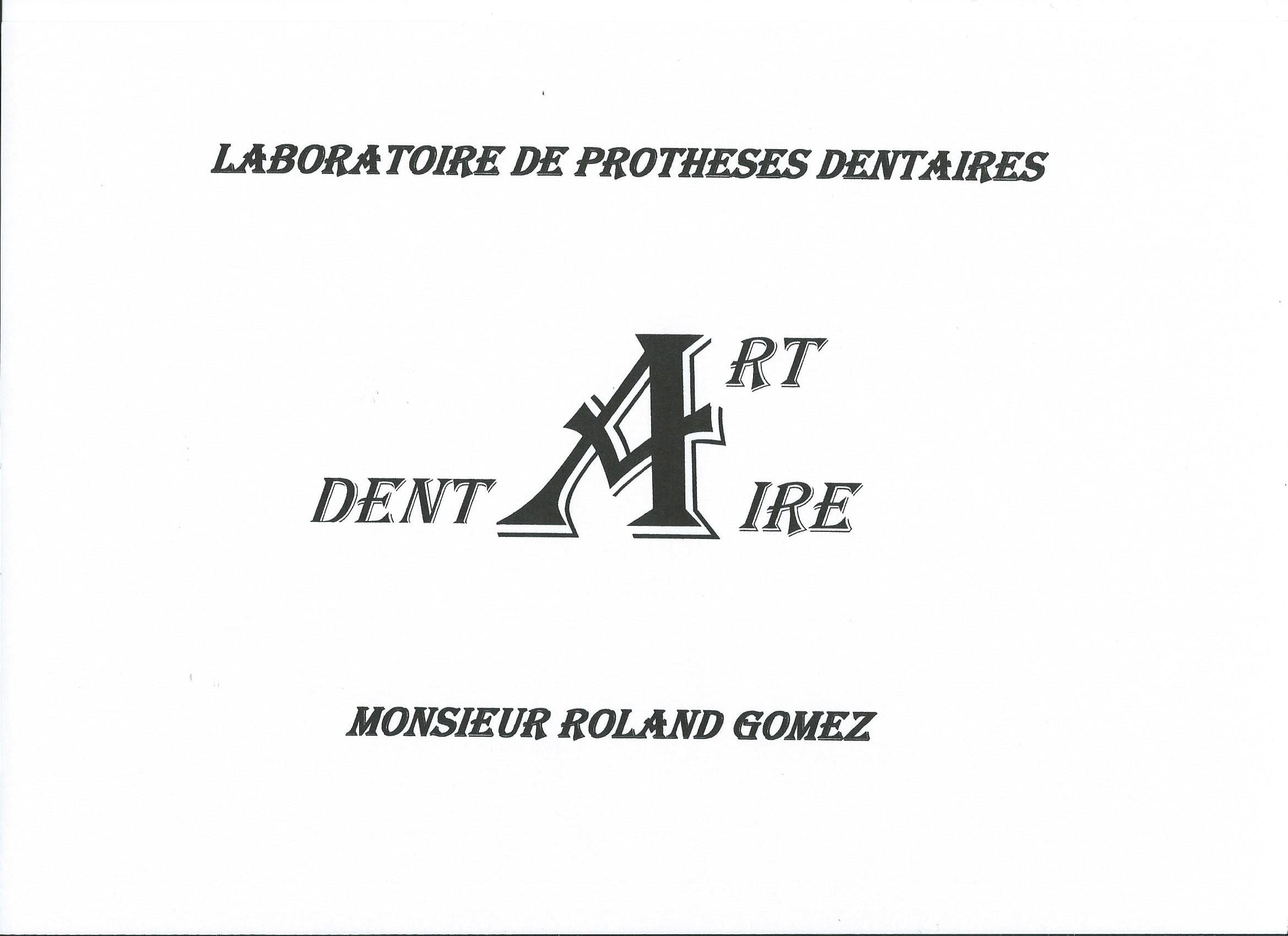 emploi laboratoire de prothese dentaire art dentaire